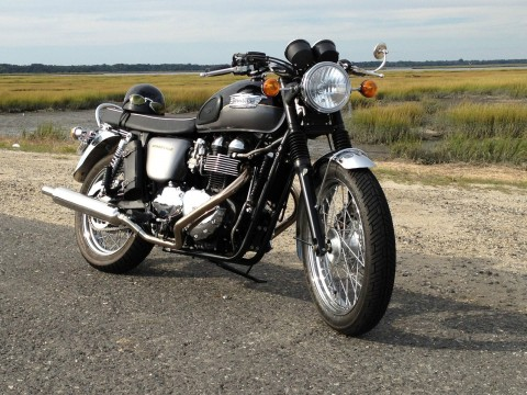 2012 Triumph Bonneville T100 for sale