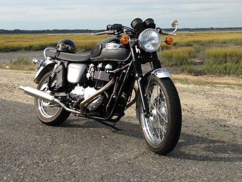 2012 Triumph Bonneville T100 for sale