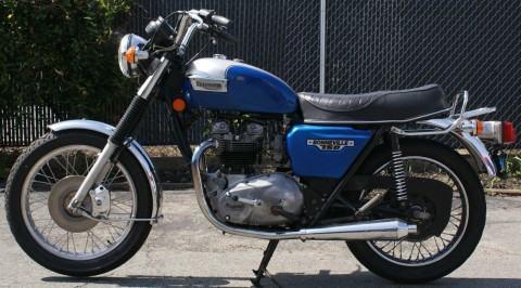 1979 Triumph Bonneville T140 for sale