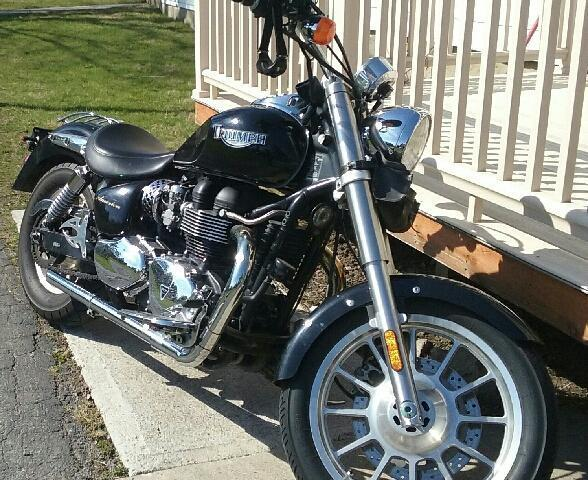 2007 Triumph America 865cc