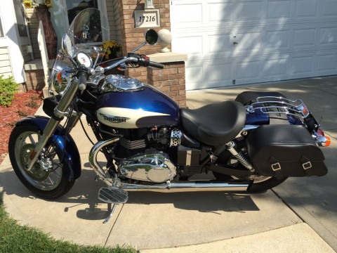 2009 Triumph Bonneville America for sale