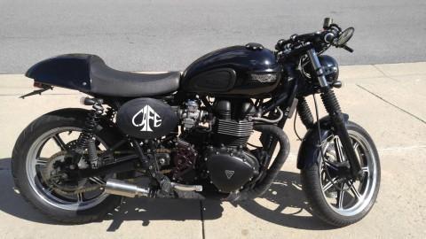 2010 Triumph Bonneville T100 Custom Cafe for sale
