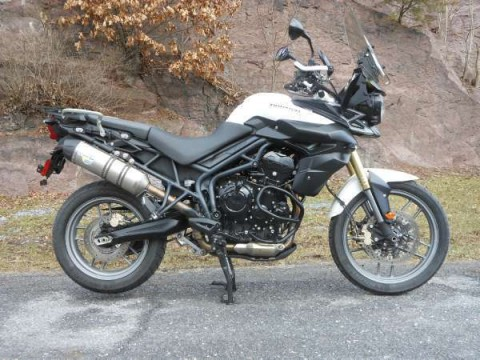 2012 Triumph Tiger 800 for sale