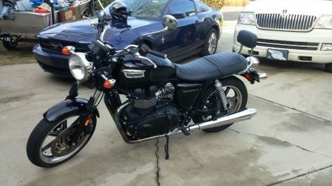 2013 Triumph Bonneville for sale