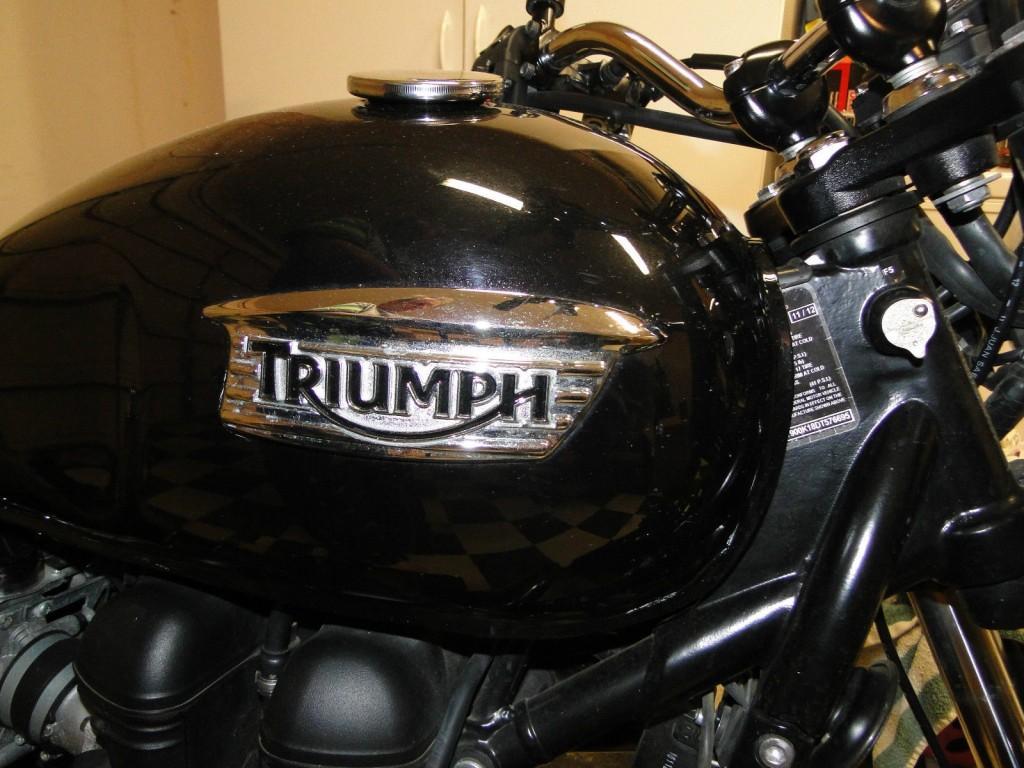 2013 Triumph Bonneville