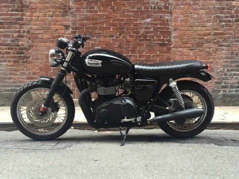 2013 Triumph Bonneville T100 for sale