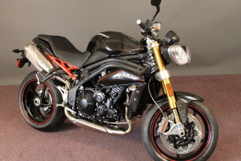 2013 Triumph Speed Triple R for sale