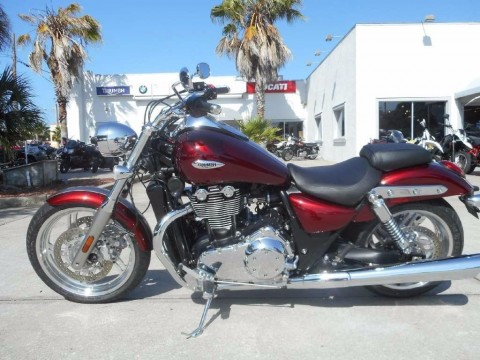 2014 Triumph Thunderbird Cruisers for sale
