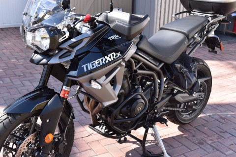 2015 Triumph Tiger 800 XRX Phantom Black for sale