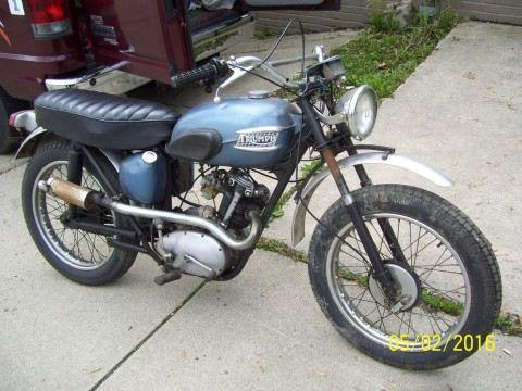 1959 Triumph T20 Tiger CUB for sale