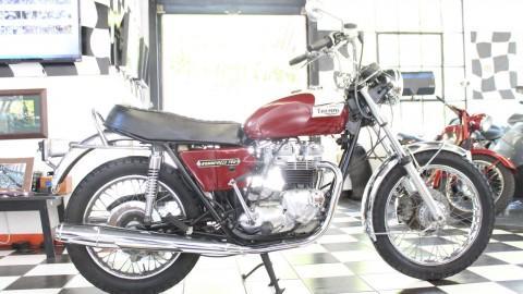 1976 Triumph Bonneville T140V for sale