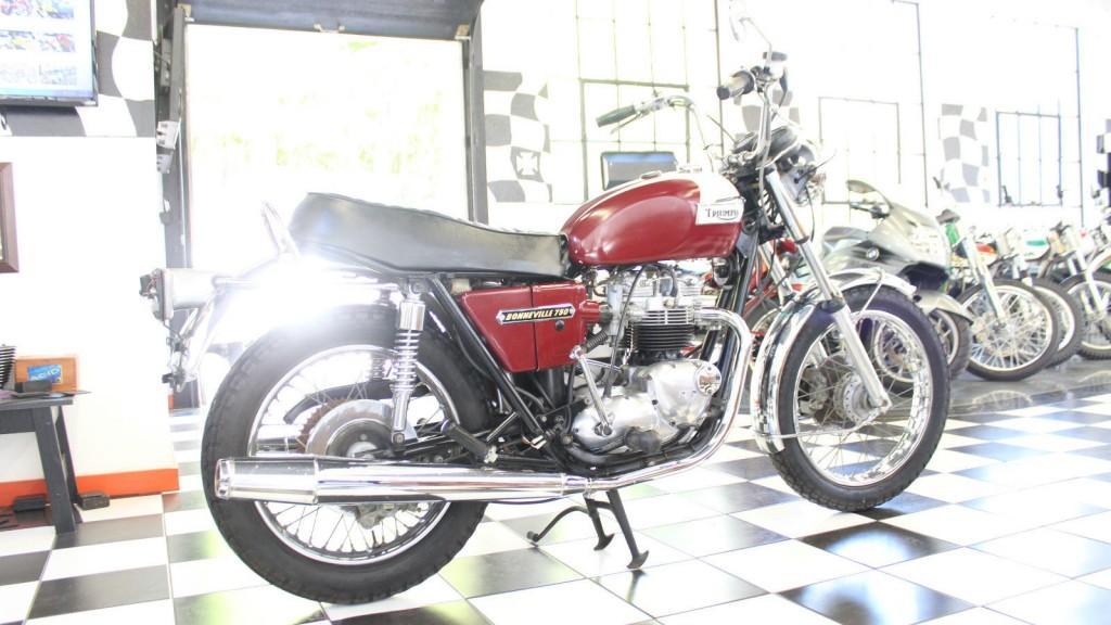 1976 Triumph Bonneville T140V