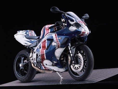 2002 Triumph Daytona Turbo