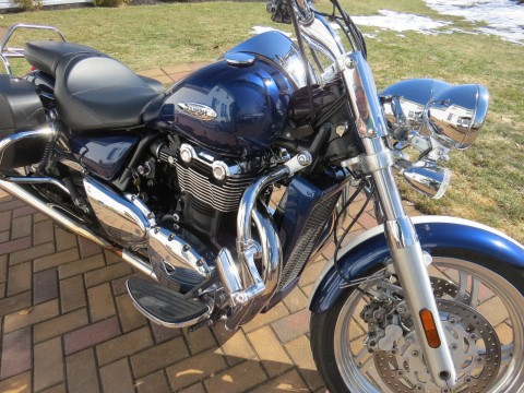 2010 Triumph Thunderbird 1600 for sale