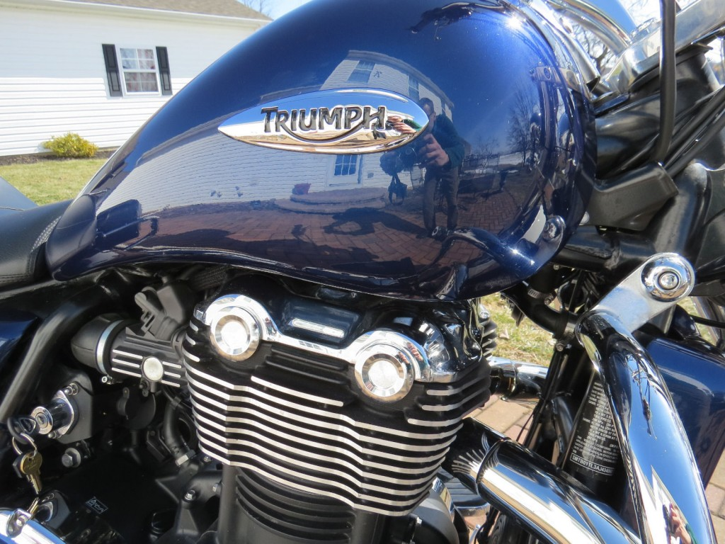 2010 Triumph Thunderbird 1600