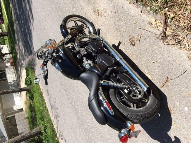2012 Triumph Speedmaster