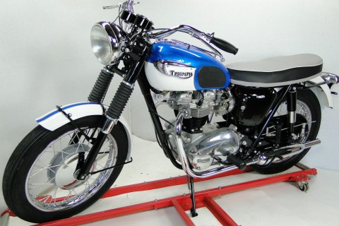 1966 Triumph Tiger TR6R for sale