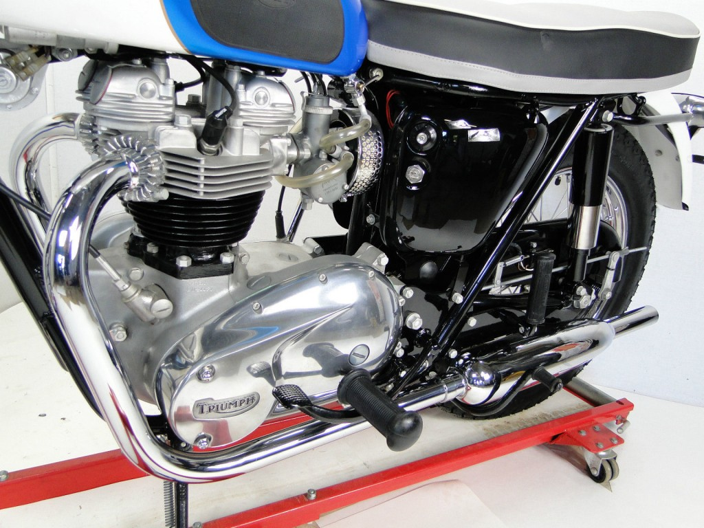1966 Triumph Tiger TR6R