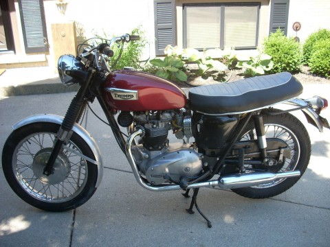 1967 Triumph Bonneville for sale