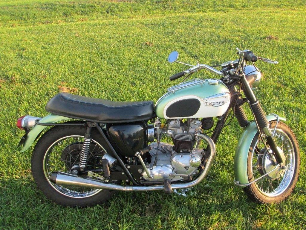 1967 Triumph Tiger 650