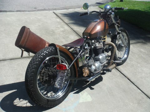1970 Triumph Tiger for sale