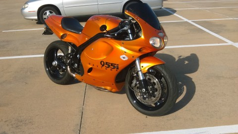 2000 Triumph Daytona 955i for sale