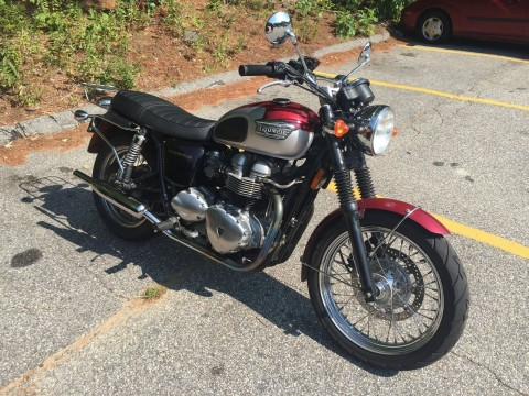 2002 Triumph Bonneville T100 for sale