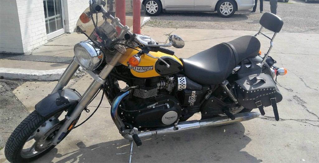 2004 Triumph Speedmaster