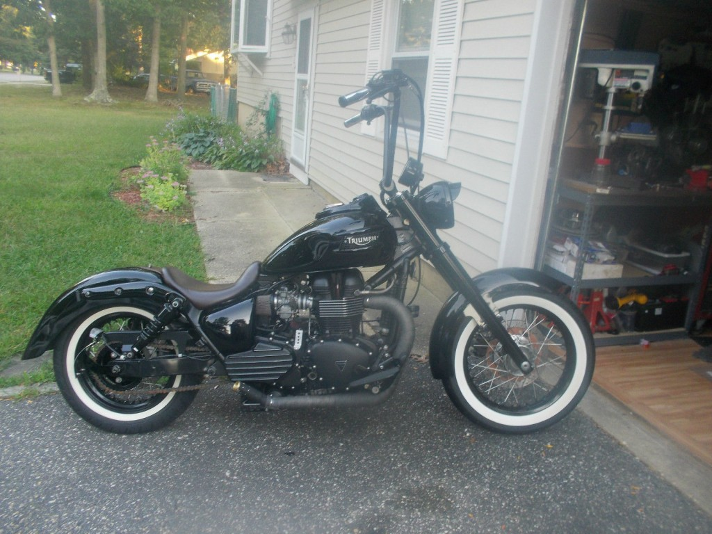 2005 Triumph Speedmaster Custom