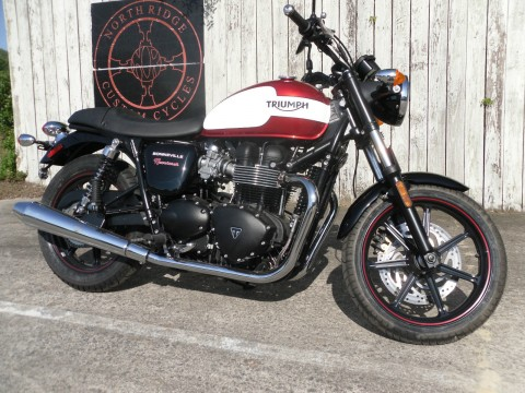 2015 Triumph Bonneville for sale