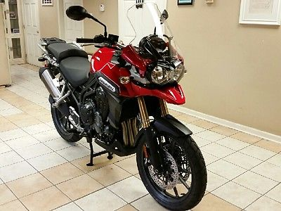 2015 Triumph Tiger Explorer ABS for sale