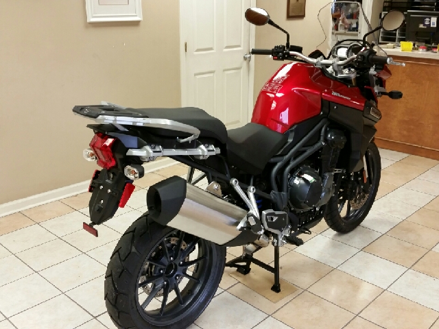 2015 Triumph Tiger Explorer ABS