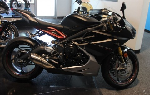 2016 Triumph Daytona 675R for sale