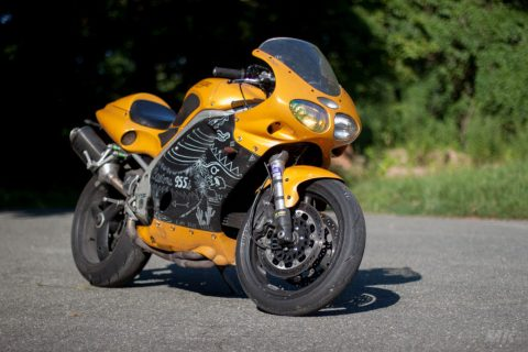 1999 Triumph Daytona 955 for sale