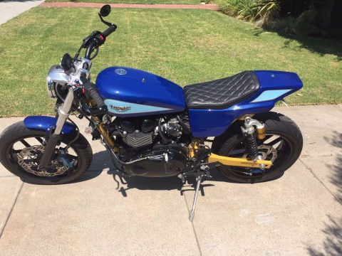 2016 Triumph Bonneville Custom Build Street Tracker for sale