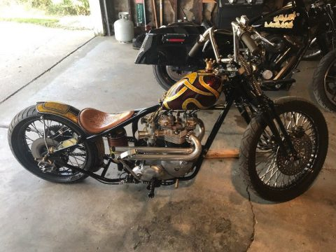 top end rebuild 1978 Triumph Bonneville Chopper for sale