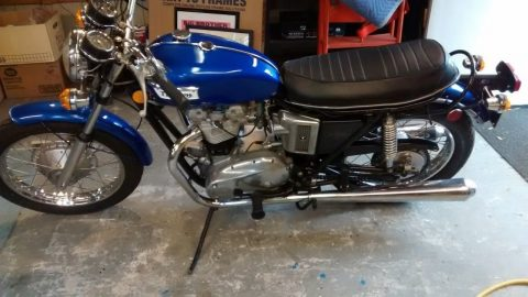 1972 Triumph Tiger 650 for sale