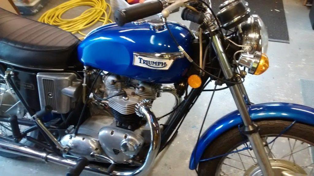 1972 Triumph Tiger 650