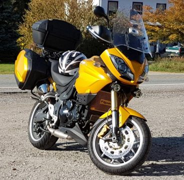 2007 Triumph Tiger – mechanically great for sale