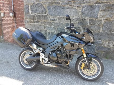 2010 Triumph Tiger for sale