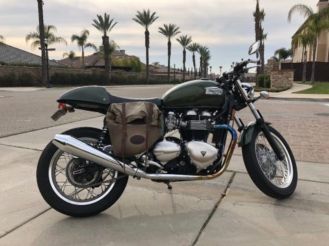 2014 Triumph Thruxton – Excellent Condition for sale