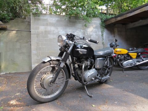 Solid runner 1968 Triumph for sale