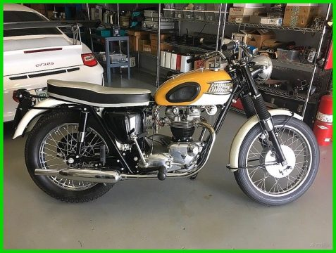 Beautiful 1965 Triumph for sale