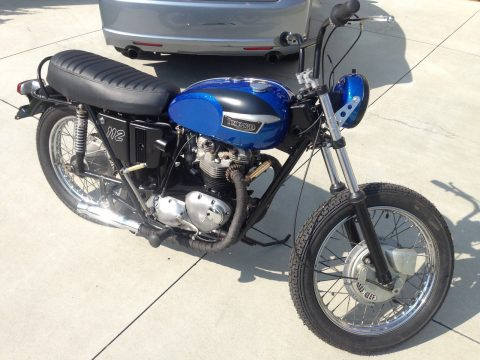 GREAT 1971 Triumph Tiger for sale