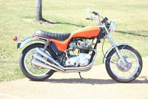 GREAT 1973 Triumph X75 750 Hurricane for sale