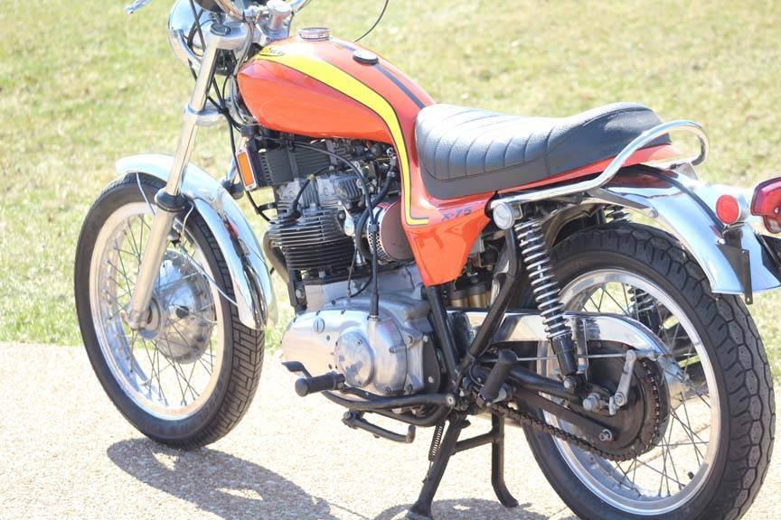 GREAT 1973 Triumph X75 750 Hurricane