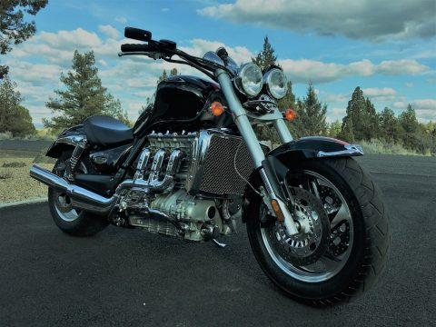 SPECIAL 2005 Triumph Rocket III for sale