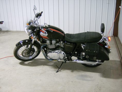 VERY NICE 2007 Triumph Bonneville for sale