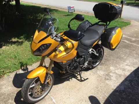 GREAT 2007 Triumph Tiger for sale