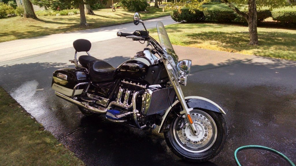 GREAT 2013 Triumph Rocket III